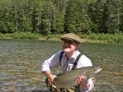 20lb Bonaventure Salmon, Gaspe