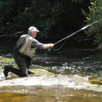 Presentation as part of a Strategy for success - The Durham Fly Fishing Company