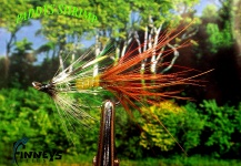 Fly-tying for Atlantic salmon -  Image shared by Lawrence Finney – Fly dreamers