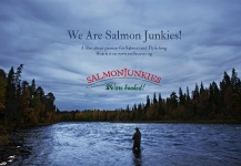 Atlantic salmon Fly-fishing Situation – Columbus Leth shared this Photo in Fly dreamers