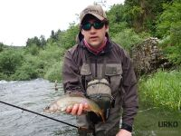 #will #1st #grayling #tributary #malenščica