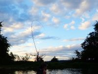 #will #confluece #unica #sunset #evening #rise #fishon #dryfly #fairytale