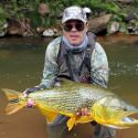 Juramento fly fishing