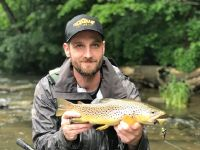 Ryan Wild Pa Brown Trout
