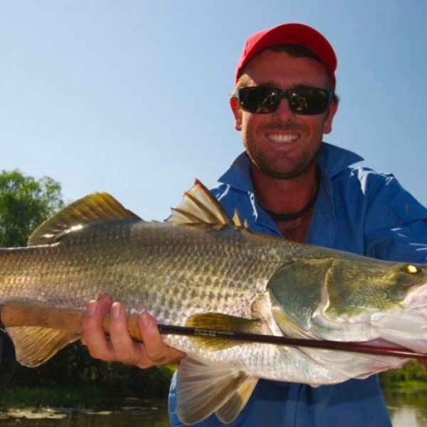 Fly Fishing Australia with Barefoot Fishing Safaris
