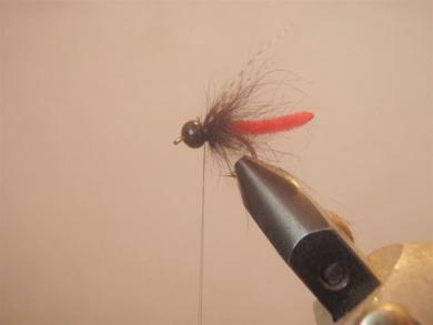 Fly tying - Marian Killer Nymph - Step 9