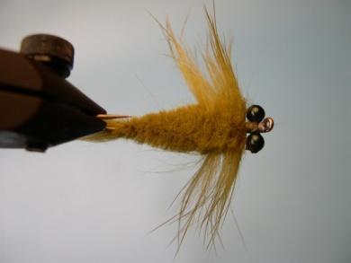 Fly tying - Olive Loop Dragon - Step 12