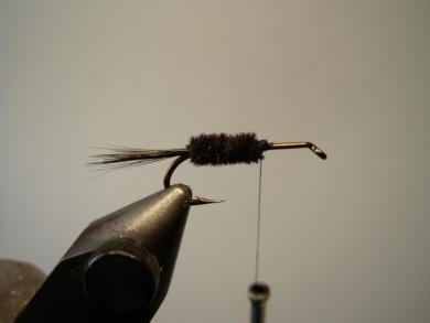Fly tying - Montana Stone - Step 3
