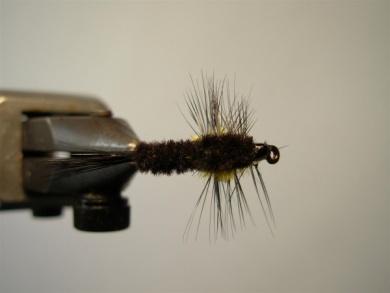 Fly tying - Montana Stone - Step 10