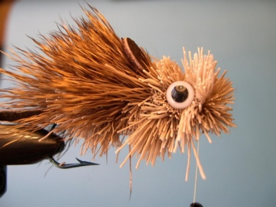 Fly tying - Deer Hair Mouse - Step 8