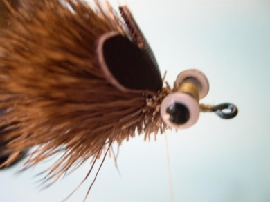 Fly tying - Deer Hair Mouse - Step 5