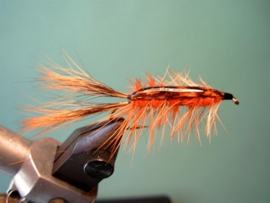 how to fish a crayfish fly