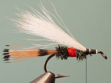Fly tying - Royal Trude - Step 8