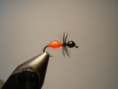 Fly tying - Transpar-Ant - Step 5