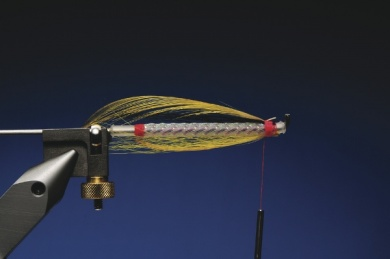 Fly tying - Austral Sunrise - Step 4