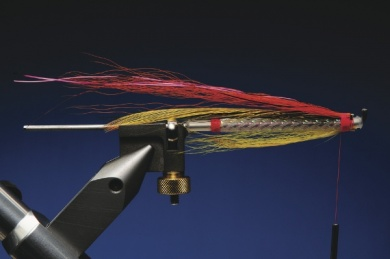 Fly tying - Austral Sunrise - Step 6