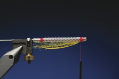 Fly tying - Austral Sunrise - Step 3