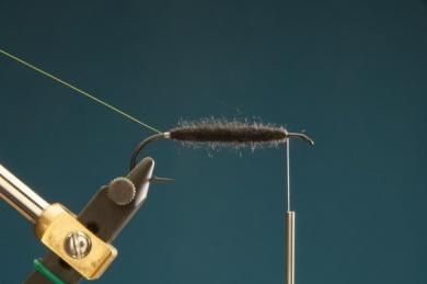 Fly tying - F & H Matuka - Step 2