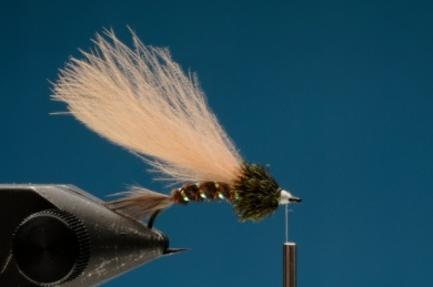 Fly tying - Tailmaster Emerger - Step 5