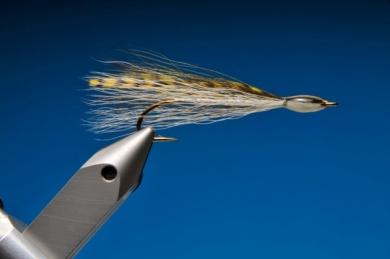 Fly tying - Argentine Perch Thunder Creek - Step 6