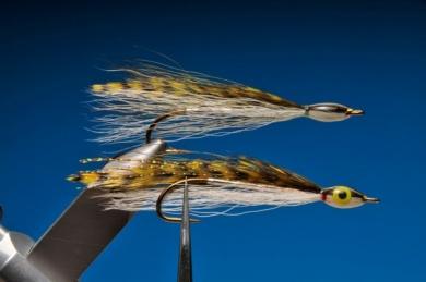 Fly tying - Argentine Perch Thunder Creek - Step 7