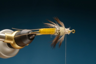 Fly tying - Stonebou - Step 7
