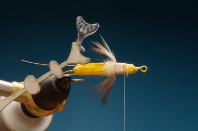 Fly tying - Stonebou - Step 6