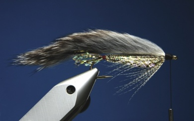 Fly tying - Zonker Variation - Step 9