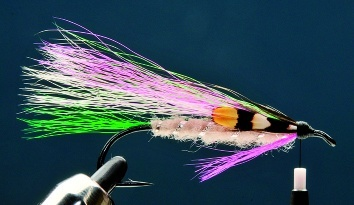 Fly tying - LITTLE RAINBOW TROUT - Step 8