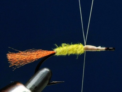 Fly tying - MM CHILOPORTER EMERGER - Step 4