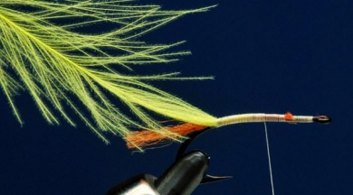 Fly tying - MM CHILOPORTER EMERGER - Step 2