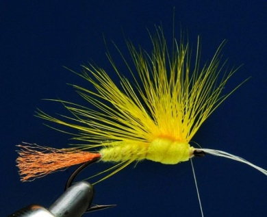 Fly tying - MM CHILOPORTER EMERGER - Step 10