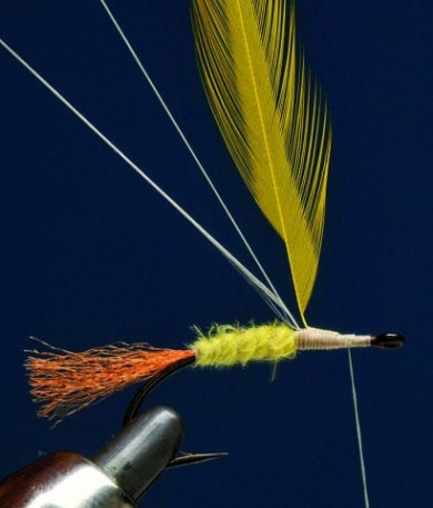 Fly tying - MM CHILOPORTER EMERGER - Step 5