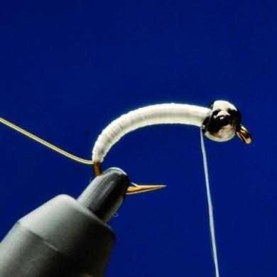 Fly tying - CZECH NYMPH - Step 3