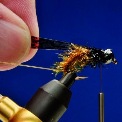 Fly tying - CZECH NYMPH - Step 6