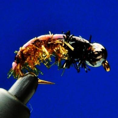 Fly tying - CZECH NYMPH - Step 7