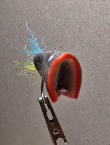 Fly tying - Joe Blados Crease Fly - Step 5