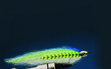 Fly tying - Steel Swimmer - Step 9