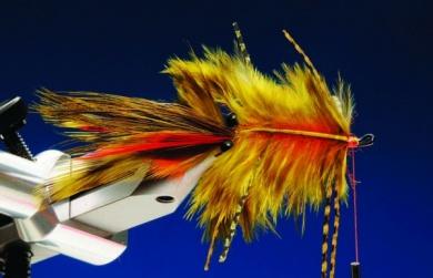 Fly tying - Green Death - Step 7