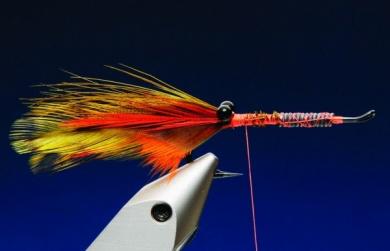 Fly tying - Green Death - Step 3