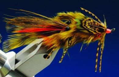Fly tying - Green Death - Step 9