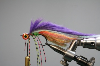 Fly tying - The SPC - Step 4