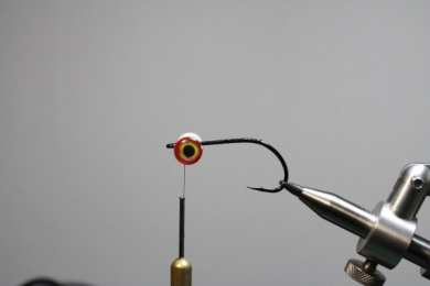 Fly tying - The SPC - Step 1