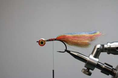 Fly tying - The SPC - Step 2
