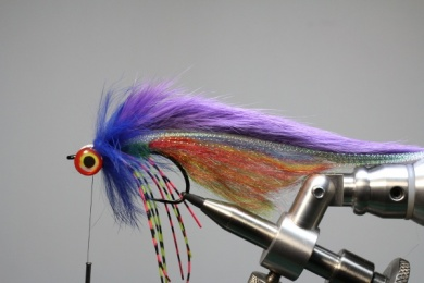 Fly tying - The SPC - Step 5