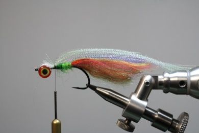 Fly tying - The SPC - Step 3