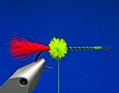 Fly tying - Bomber - Step 3