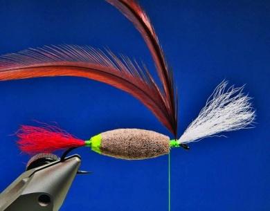 Fly tying - Bomber - Step 9