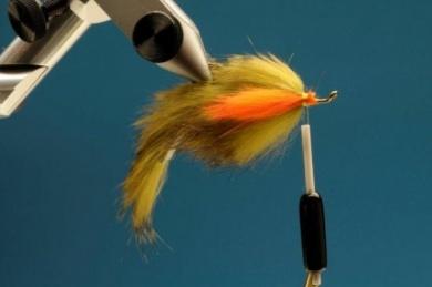 Fly tying - Skulpin Bunny - Step 4