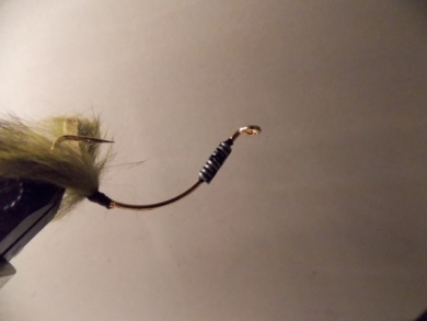 Fly tying - Crazy Crawdad HPU - Step 5